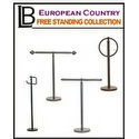LB Brass - Bathroom Accessories Free Standing Collection