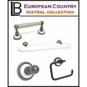 LB Brass - Bathroom Accessories Mistral Collection