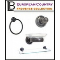 LB Brass - Bathroom Accessories Provence Collection