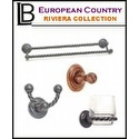 LB Brass - Bathroom Accessories Riviera Collection