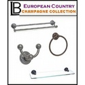 LB Brass - Bathroom Accessories Champagne Collection