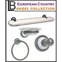 LB Brass - Bathroom Accessories Angel Collection