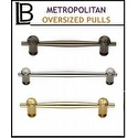 LB Brass - Classic Metropolitan Oversized Pull Collection