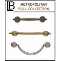 LB Brass - Classic Metropolitan Pull Collection