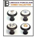 LB Brass - Limoges Collection Combo Knobs