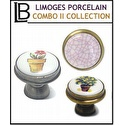 LB Brass - Limoges Collection Combo Knobs II