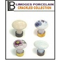 LB Brass - Limoges Porcelain Crackled Collection