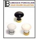 LB Brass - Limoges Porcelain Solid Colors