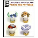 LB Brass - Limoges Porcelain Prints and Patterns