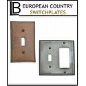 LB Brass - Switchplates & Outlet covers